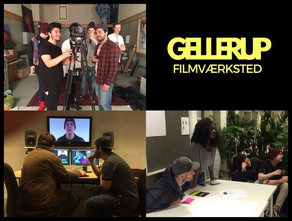 Gellerup Filmværksted filmproduktioner