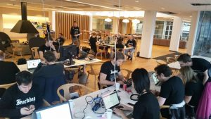 VG Hackday, hacking getroc.org from scratch using Roc.