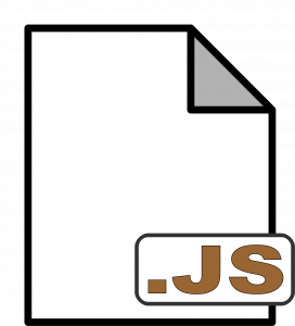 Javascript document icon