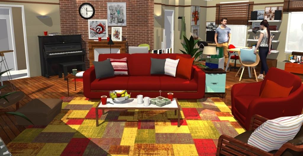 livingroom himym