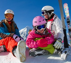 Enfants-ski