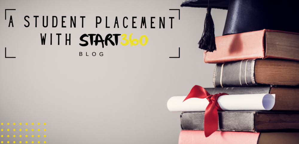 A Student Placement Blog Cover