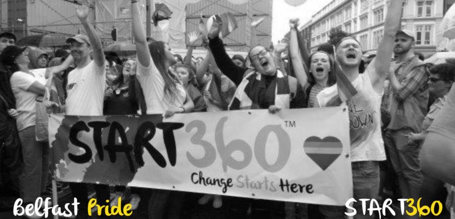 Campaigns Belfast Pride