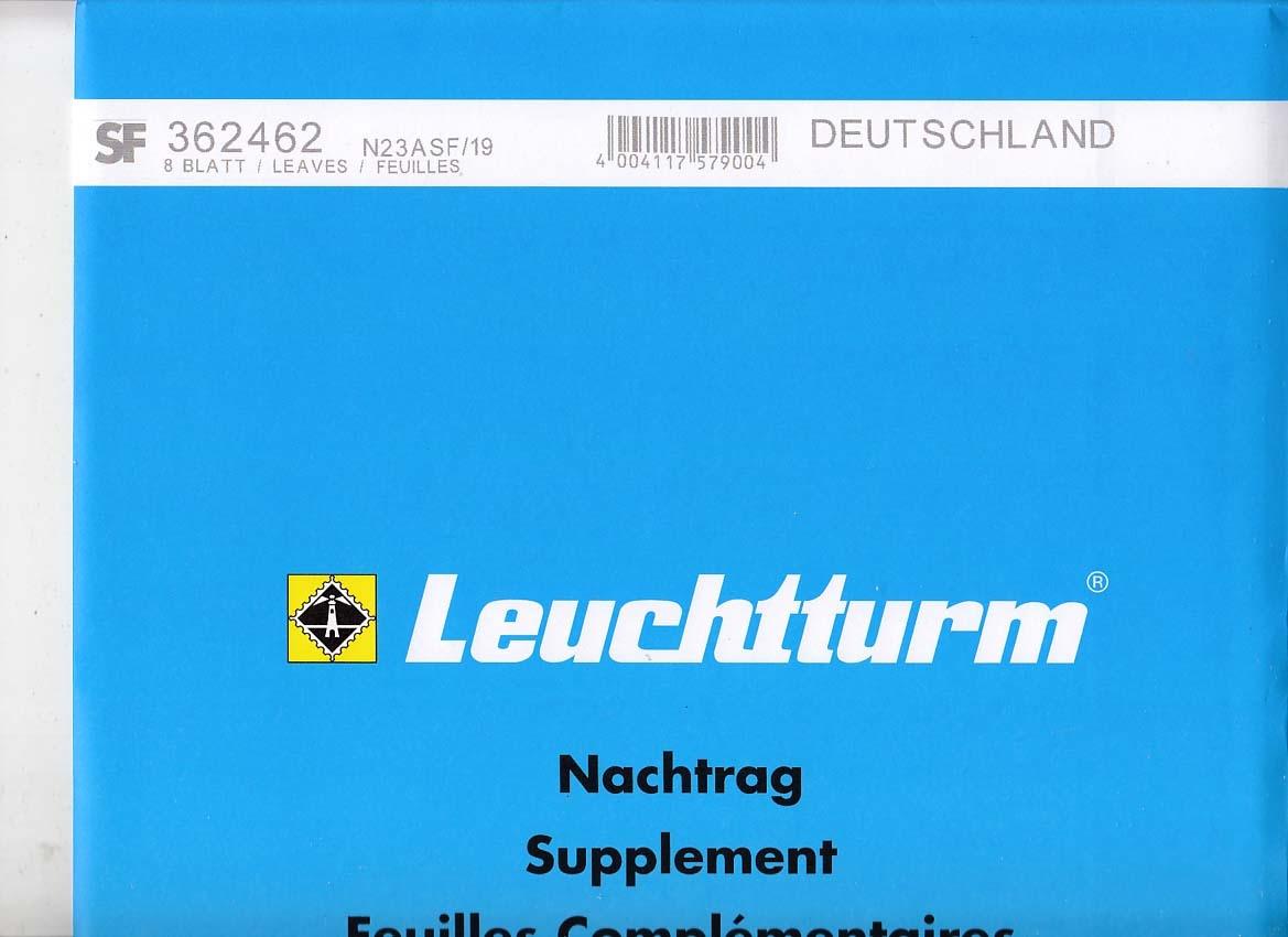 LEUCHTTURM SF-Nachtrag Bundesrepublik Deutschland Gemeinschaftsausgabe 2012