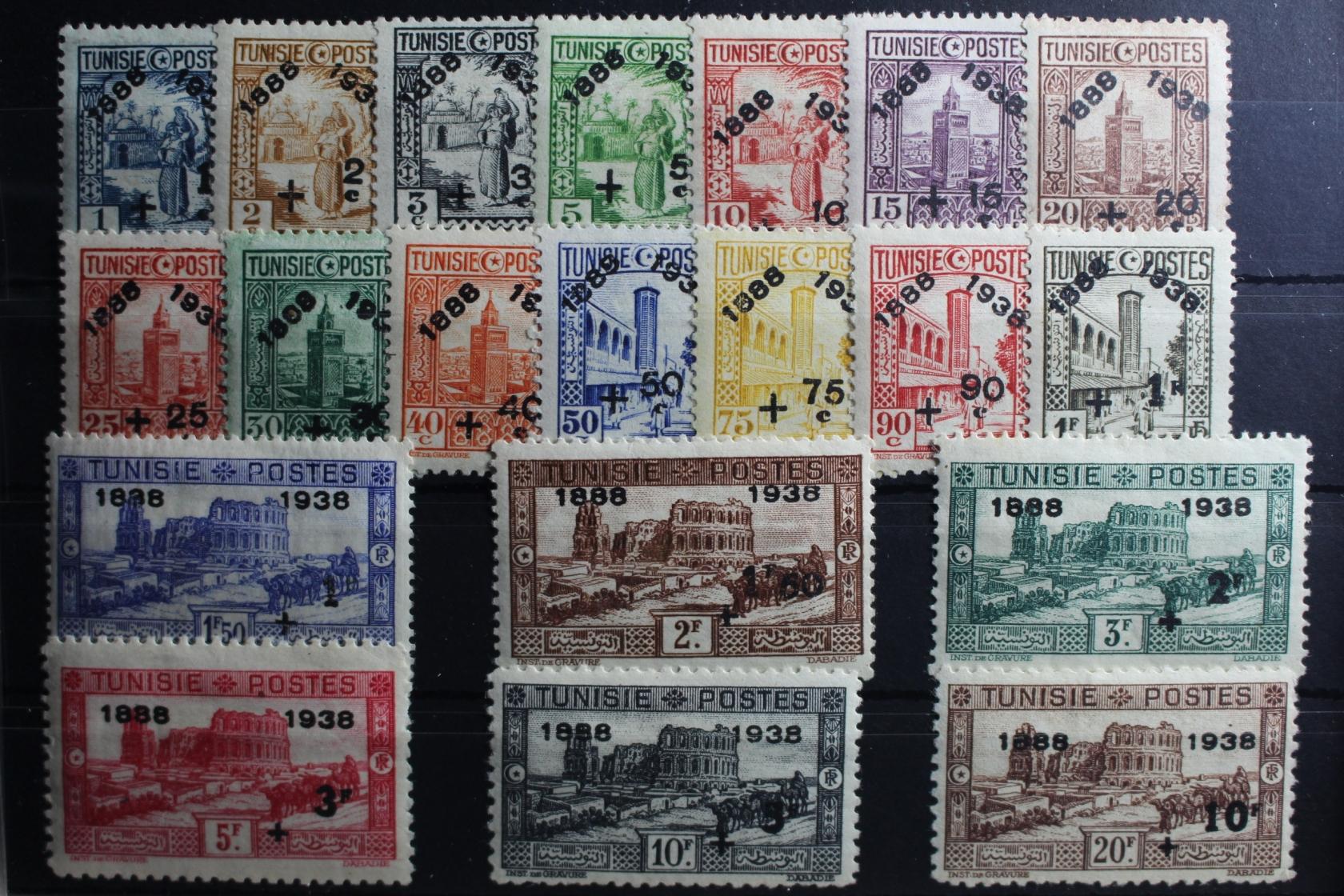 Briefe Nach Tunesien : Tunesien — marktplatz philatelie