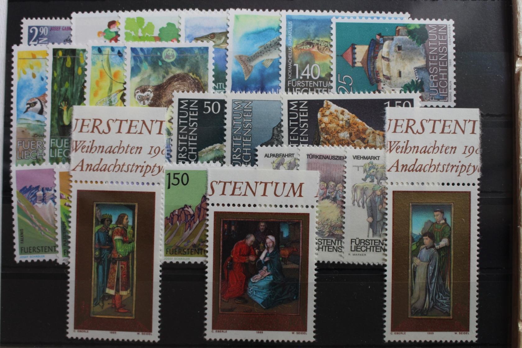 Österreich 2956 kompl.ausg. Postfrisch 2011 Umweltschutz