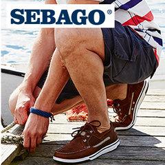 Sebago Dockside Sejlersko