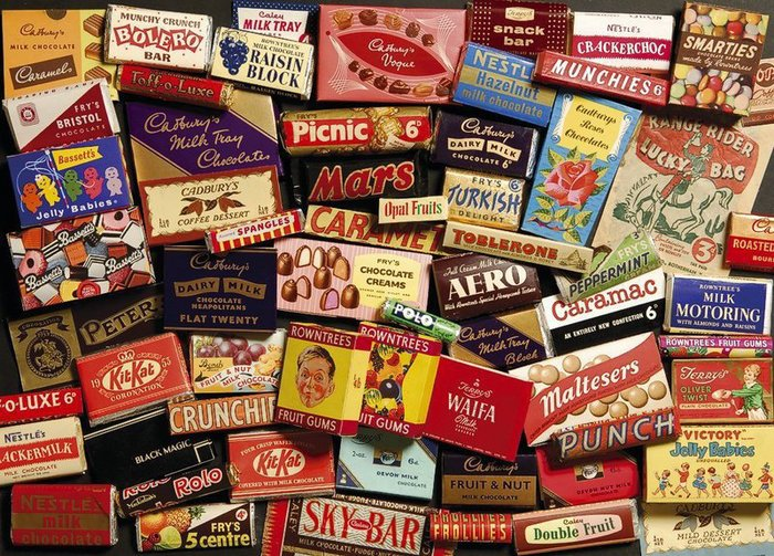 Image result for lucky numbers chocolates
