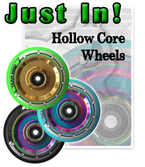 Hollow Core Wheels