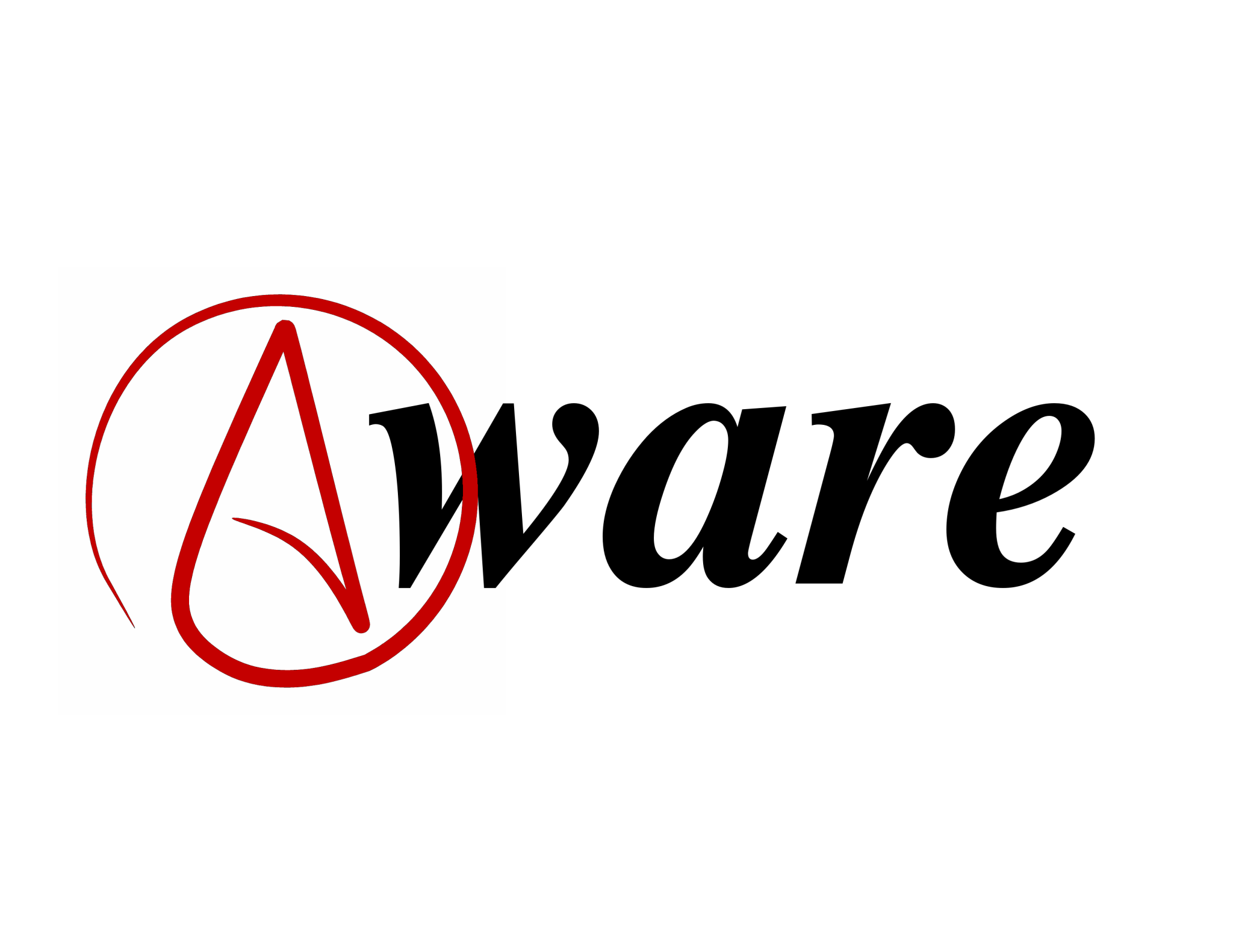 "Atheist Symbol ""Aware"" design"
