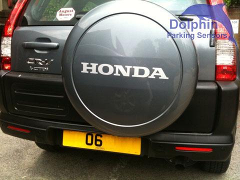 Honda parking sensor installations for Honda sensing crv