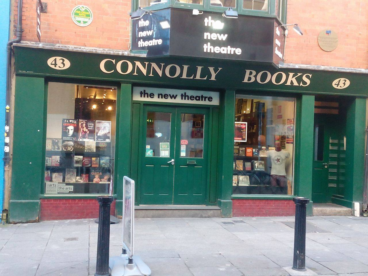 Connolly Books Shop Front