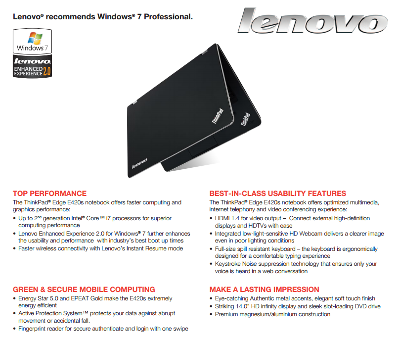 Enchanting Instant Resume In Lenovo Ultrabook Mold - Professional ...