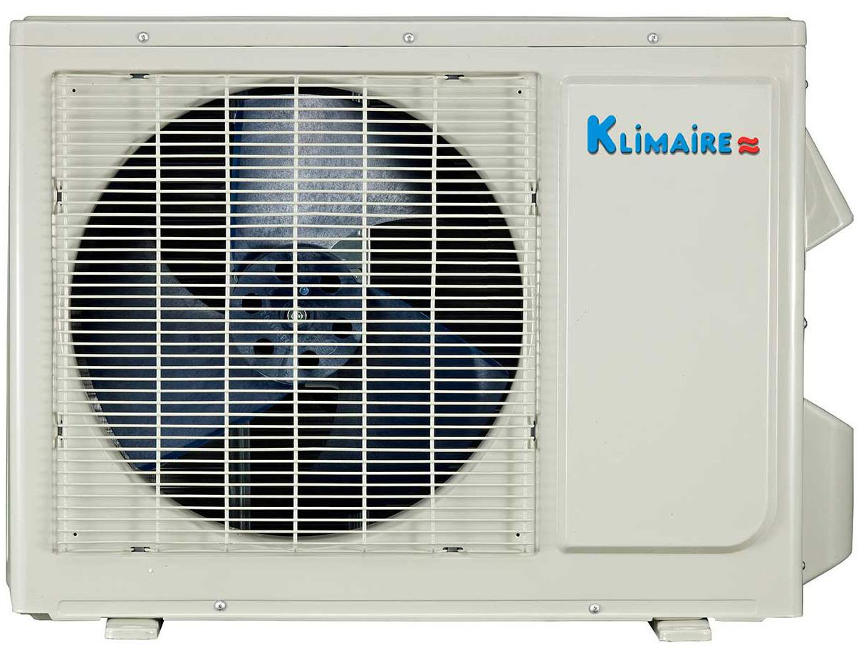 Klimaire 9000 Btu 24 Seer 110V Mini Split Heat Pump AC #0D80BE
