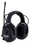 Høreværn Zekler 412RD med radio & medhør
