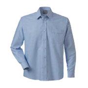Kansas Match Oxford skjorte