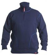 Standard Sweatshirt med høj krave