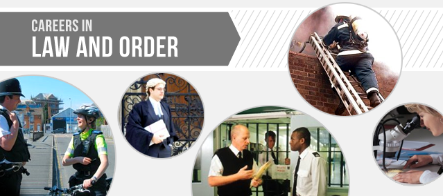Careers in Law and Order
