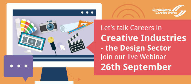 Let's talk Careers in Creative Industries - The Design Sector