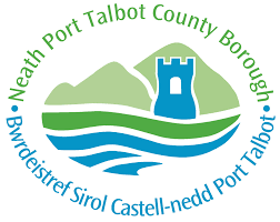 Neath Port Talbot county council Logo