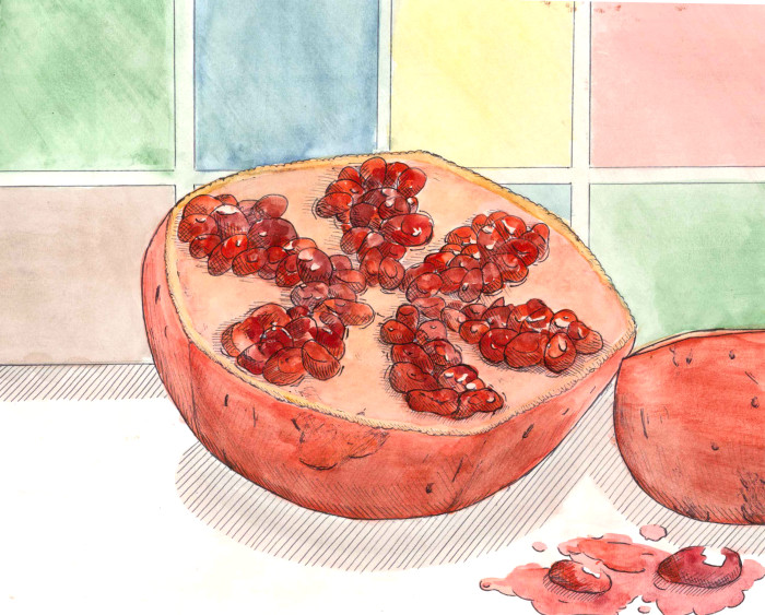Pomegranates for every day