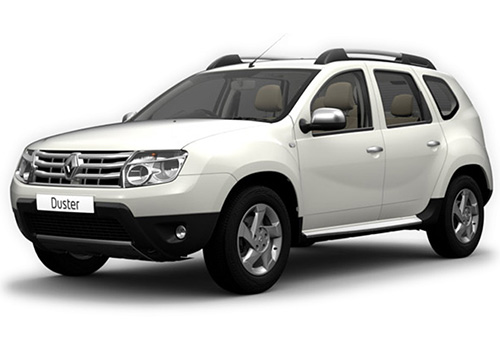 white 2014 renault duster for sale qatar living. Black Bedroom Furniture Sets. Home Design Ideas