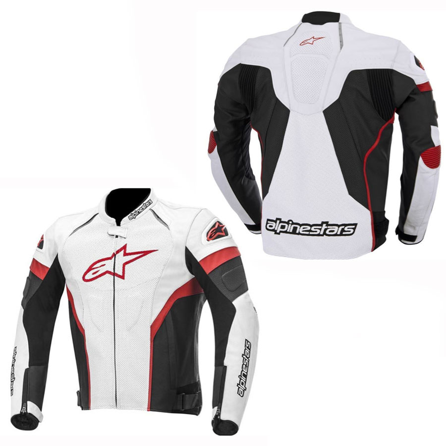 alpinestars gp plus r perforated leather jacket qatar living. Black Bedroom Furniture Sets. Home Design Ideas