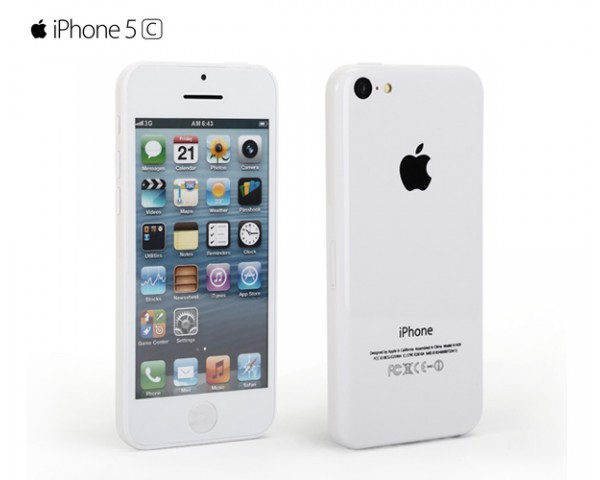 Apple Iphone 8gb Apple Iphone 5c-white 8gb