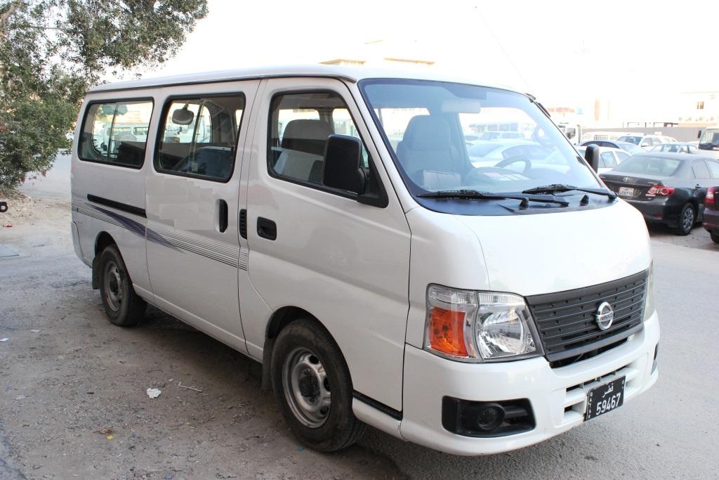 Nissan Urvan Cars Picture