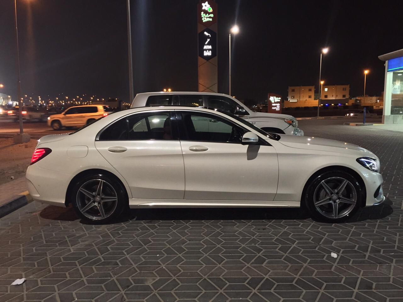 Mercedes benz c class 200 amg qatar living for Mercedes benz qatar