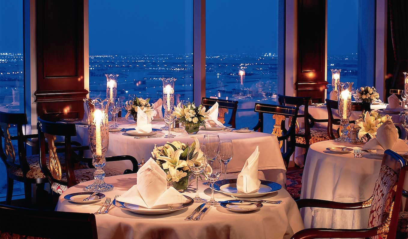 Five restaurants in qatar with a great view living