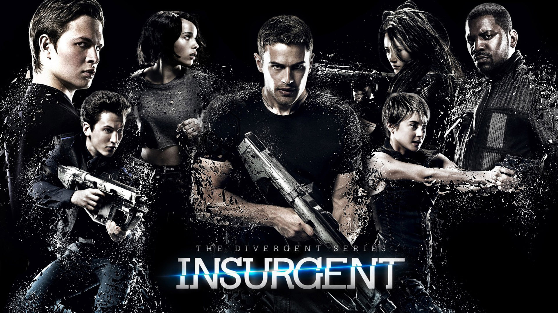 The Life of a Leopard Print Diva: Insurgent: Movie Review