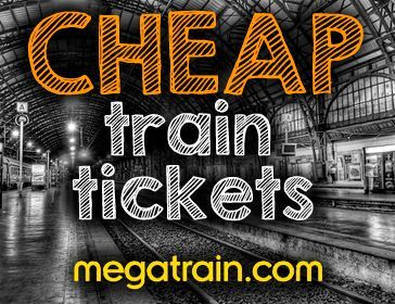 Megabus Cheap Train Tickets