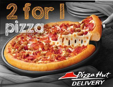 Pizza Hut Student Deal