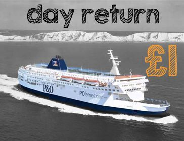 Cheap P&O Student Deal