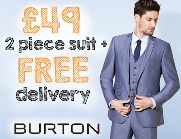 Burton Cheap suit