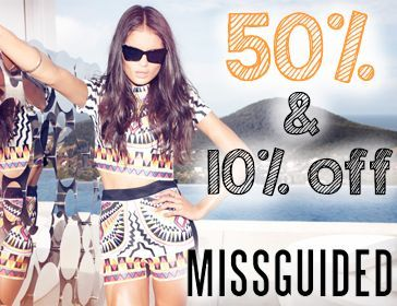 Missguided Extra 10% off Sale