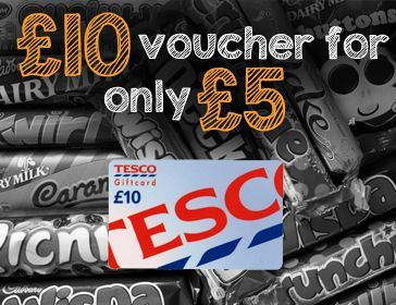 Tesco Voucher Mighty Deals