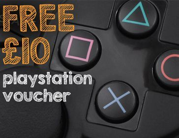 Now TV Playstation Voucher