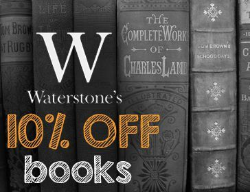 Waterstone's Student Discount