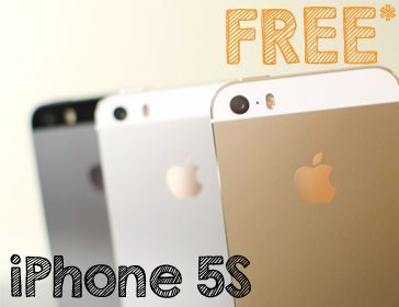 iPhone 5S Unlimited Internet