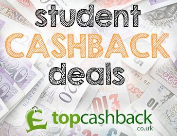 Student Top Cashback Offers