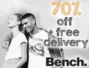 Bench Sale Discount Offer