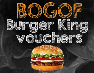 buy one get one free burger
