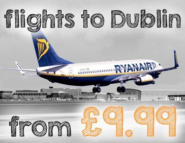 Ryanair Cheap Flights Discount