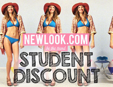 New look student discount