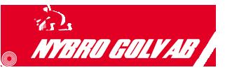 Nybro Golv logo