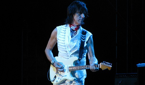 Jeff Beck Yokohama