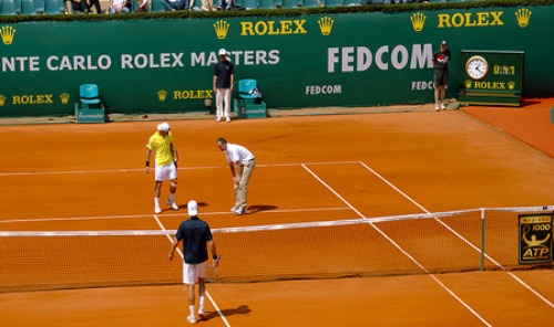 Masters Monte Carlo 2017 - Second and Third Round