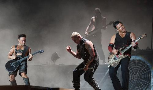 Rammstein + Limp Bizkit + Bullet For My Valentine - Capital Of Rock 2016 Breslau